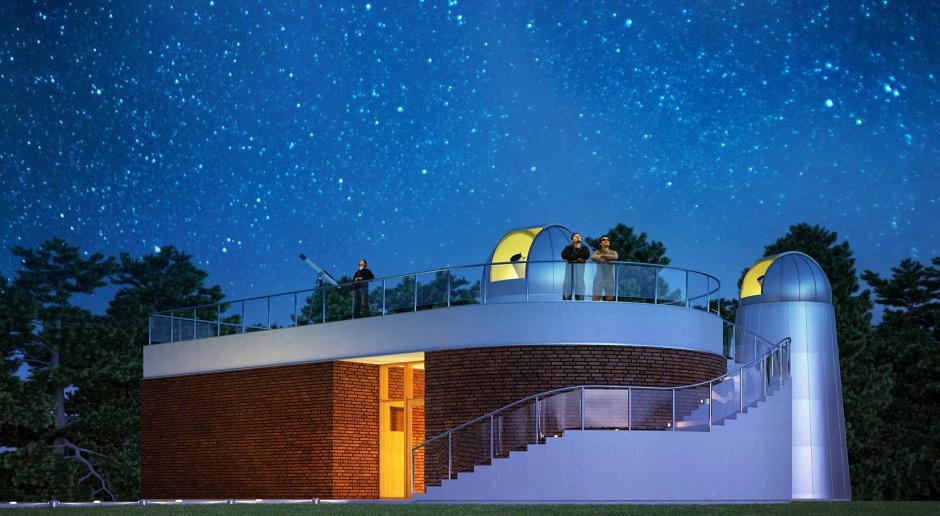 Koszalińskie Obserwatorium Astronomiczne będzie otwarte w połowie 2016 r.