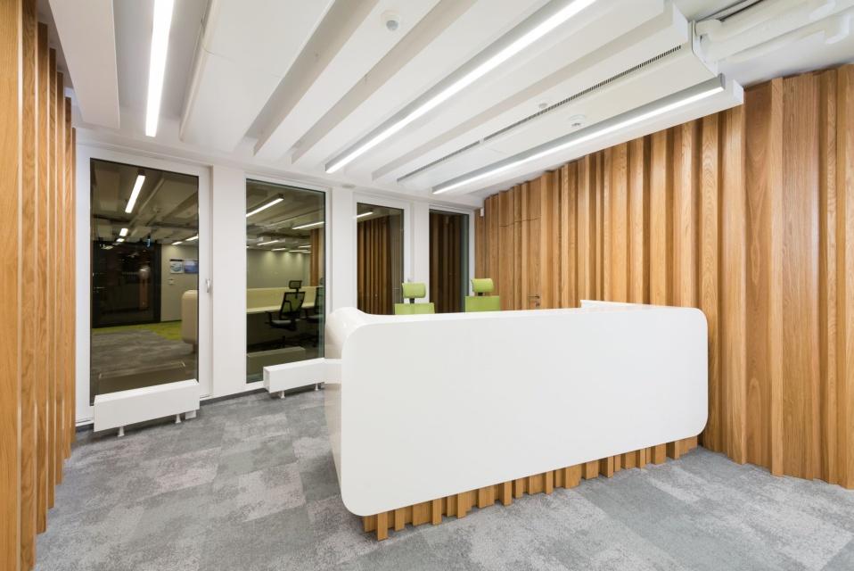 Zobacz biuro DB Schenker Logistics w nowej, ekologicznej siedzibie