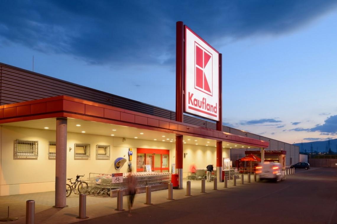 Grupa RB dla sieci sklepów Kaufland