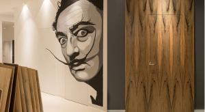 Salony Max-Fliz stawiają na drewno