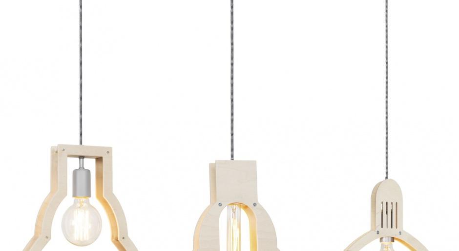 Minimalistyczne lampy nie tylko do biura