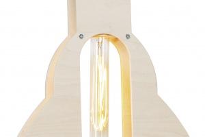 Oryginalne, minimalistyczne lampy nie tylko do biura