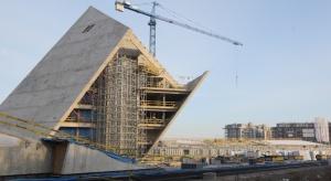 Co nowego na budowie Muzeum II Wojny Światowej