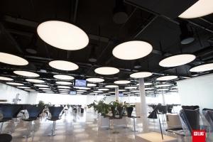 Nowa jakość światła na Lotnisku w Kopenhadze