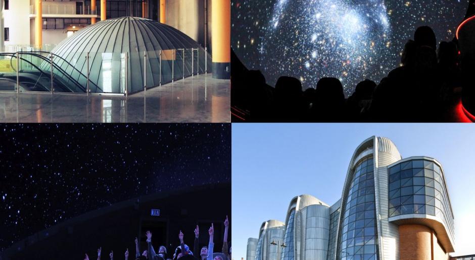 Tak wygląda jedno z najnowocześniejszych Planetariów w Europie