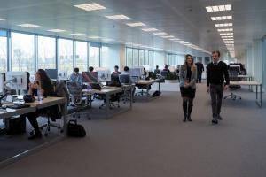 Siedziba Deloitte w Amsterdamie - inteligentne i zielone biuro