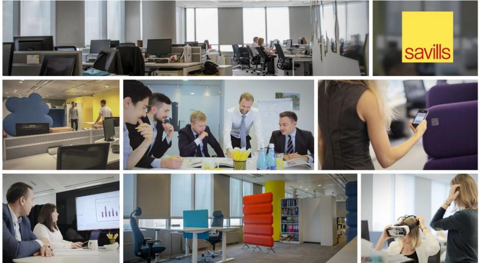 Savills przygotowuje nową aranżację biura w Warszawie