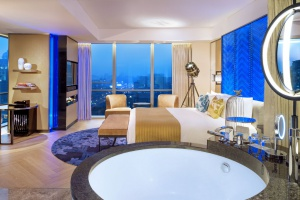 W Beijing Chang'an - luksusowy hotel w centrum Pekinu