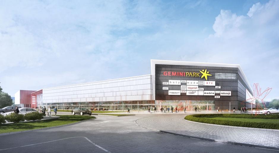 Gemini Park Tychy wpisze się w charakter miasta. To projekt Vide Studio