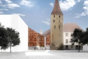 Innowacyjny projekt galerii handlowej od AP Szczepaniak