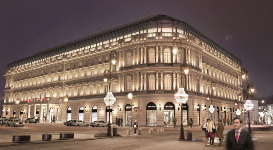 Hotel Europejski - pięć gwiazdek to za mało