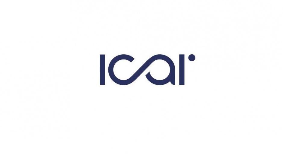 Anna Naumova zaprojektowała logo dla czasopisma ICAR