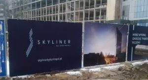 Ruszają przygotowania do budowy Skylinera na warszawskiej Woli