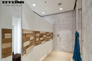 Otomi zaprojektowało salon Guess Denim White w Klifie