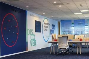 Deka Immobilien ma wyjątkowe biuro pokazowe w IBC