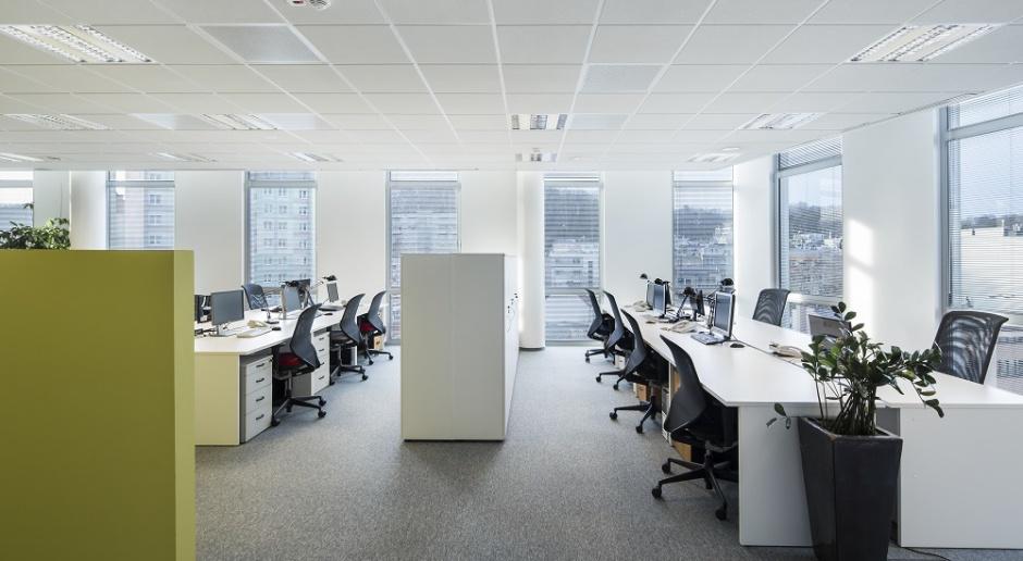 Lab Architekci zaprojektowali, a Xplan wykonał biuro C.Hartwig Gdynia