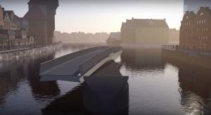 Studio Bednarski LTD projektuje obrotową kładkę w Gdańsku
