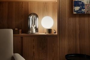 Przestrzeń coworkingowa w stylu Art Deco
