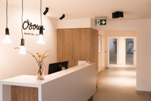Niebanalny design w Osowa Dental Clinic