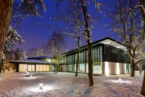 Zobacz gotowe wnętrza EVA Park Life&SPA, projektu Open Architekci