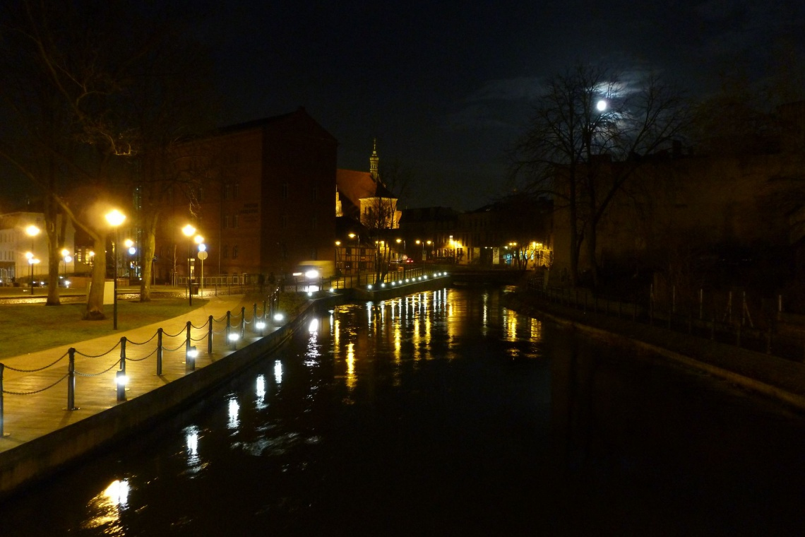 Rzeka Brda bardziej atrakcyjna dla mieszkańców i turystów