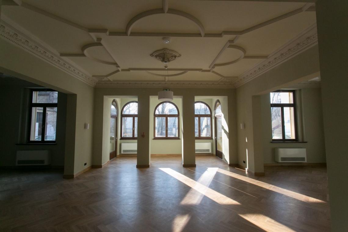 Pałac Ballestremów znów zachwyca. Będą biura i restauracja