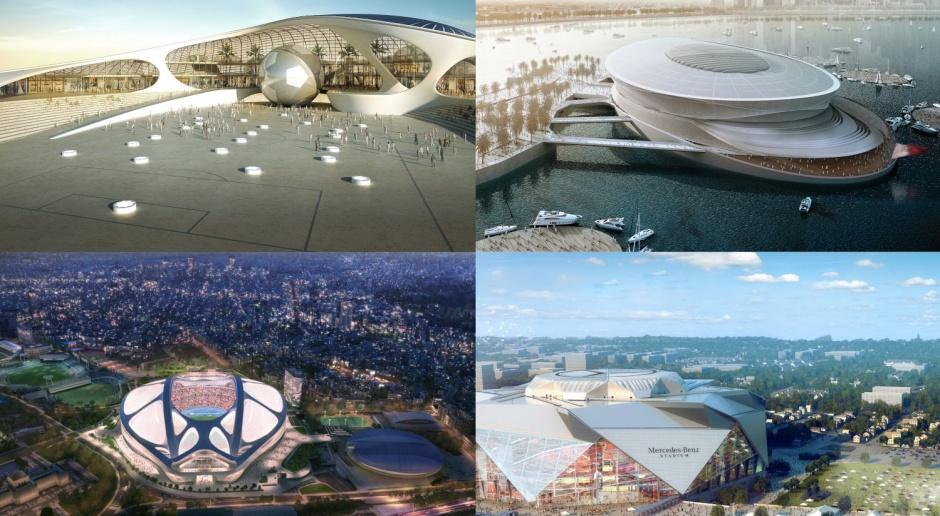 Stadiony na medal. 10 najciekawszych obiektów sportowych na świecie