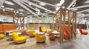 Meble w centrum Aleja Bielany zachwycają designem