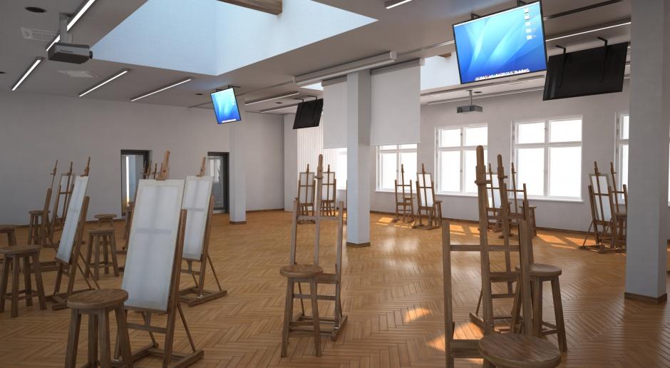 Tak będzie wyglądać Centrum Designu w Łodzi