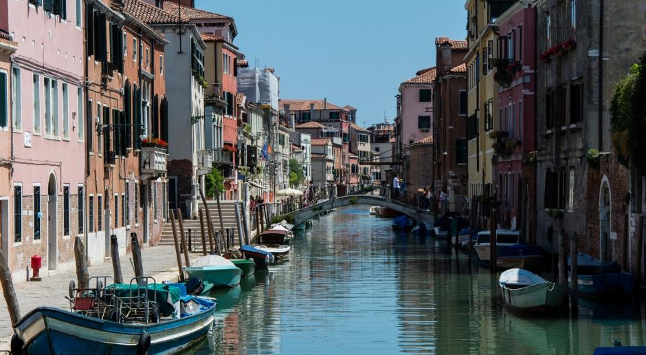 Wenecja walczy z kiczem w sklepach i lokalach