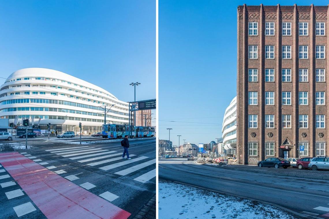 Najnowsze zdjęcia z budowy OVO Wrocław