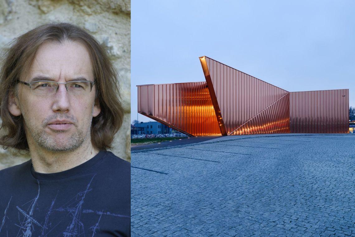 Oskar Grąbczewski -  to on zaprojektował Muzeum Ognia w Żorach. Przyjdź na wykład w Katowicach!