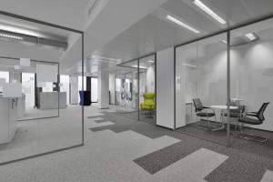 Nowoczesne biuro w Nimbus Office