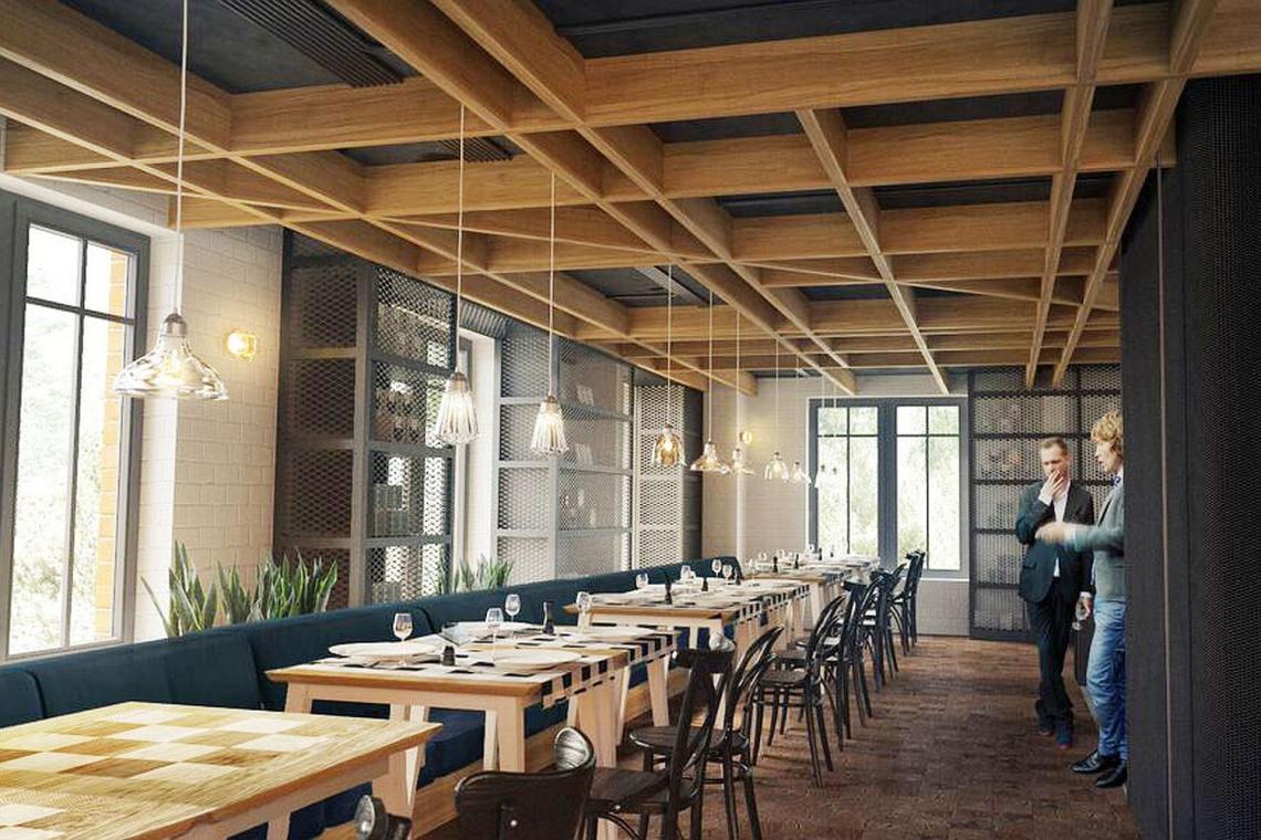 Hotel Almond w dawnej fabryce marcepanu - od Pilch Architekci
