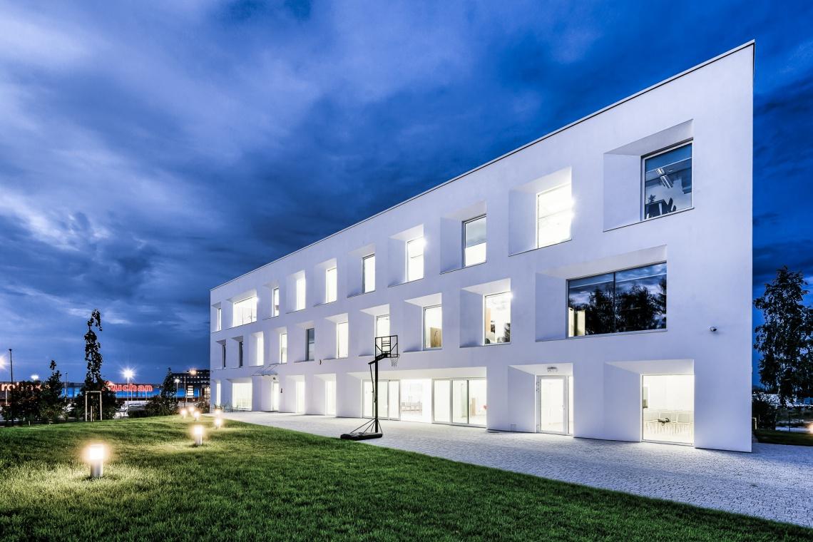 Tak wygląda Centrum Biznesu w Opolu. To projekt pracowni PORT