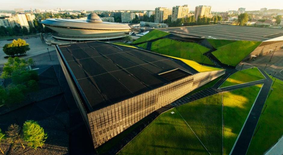 Gwiazda architektury litewskiej w Katowicach