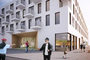Major Architekci wygrali konkurs na osiedle, dom opieki i przedszkole