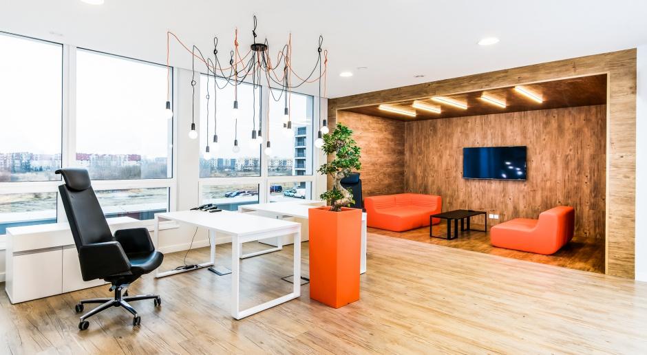 Nowocześnie i funkcjonalnie w biurze Partner Capital