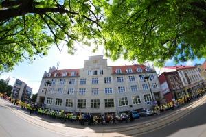67 pracowni walczy w konkursie na nowy urząd miasta Gorzowa Wlkp.