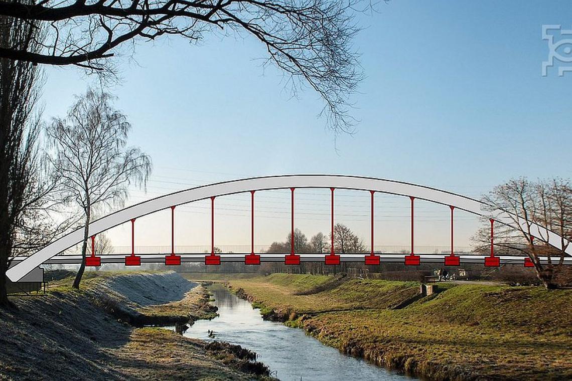 Mieszkańcy Lublina wybiorą kolor mostu