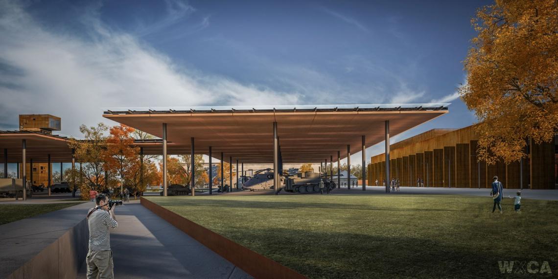 WXCA już z umową na wykonanie projektu Muzeum Historii Polski