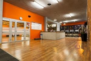 Studio Ozone zaprojektowało centrum fitness Fitarena