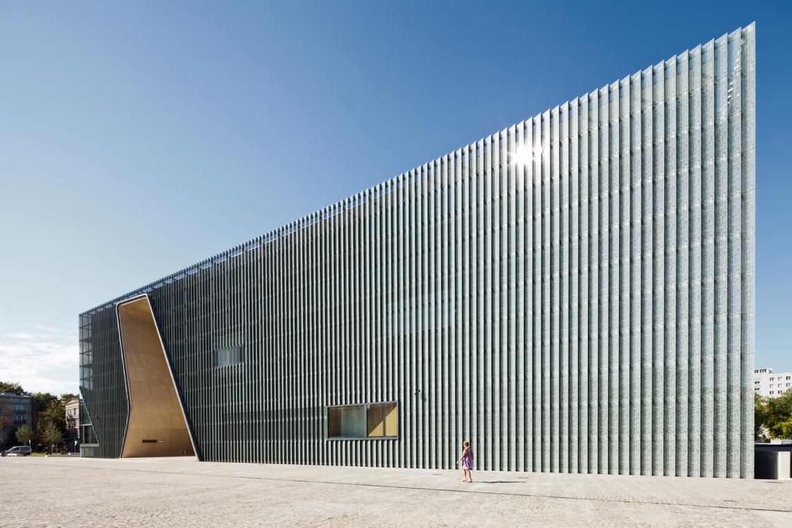 Prezydent o muzeum POLIN: To cudowna architektura