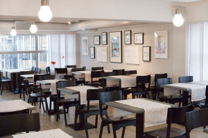 Restauracja dla fanów Muminków - bajkowy design