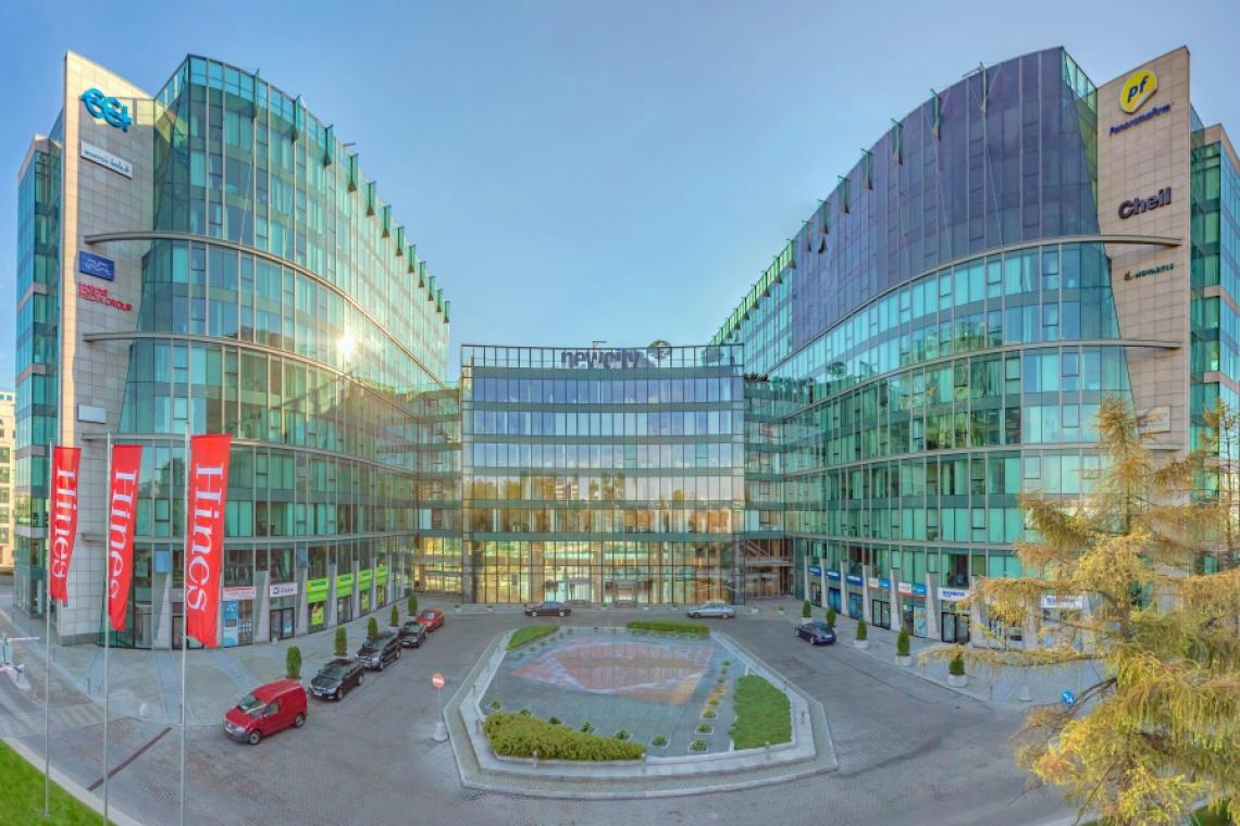 Jedyny budynek w Polsce nominowany do BREEAM Awards 2016