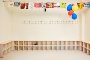 Świetlica dla dzieci projektu Renee's Interior Design