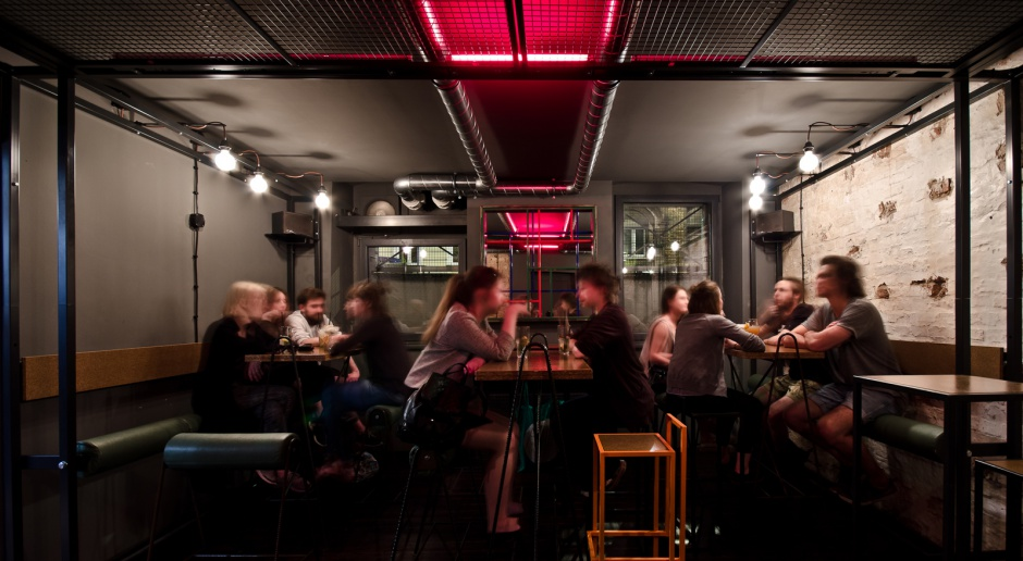 Źródło.bar -  nowy bar z whisky na mapie Poznania
