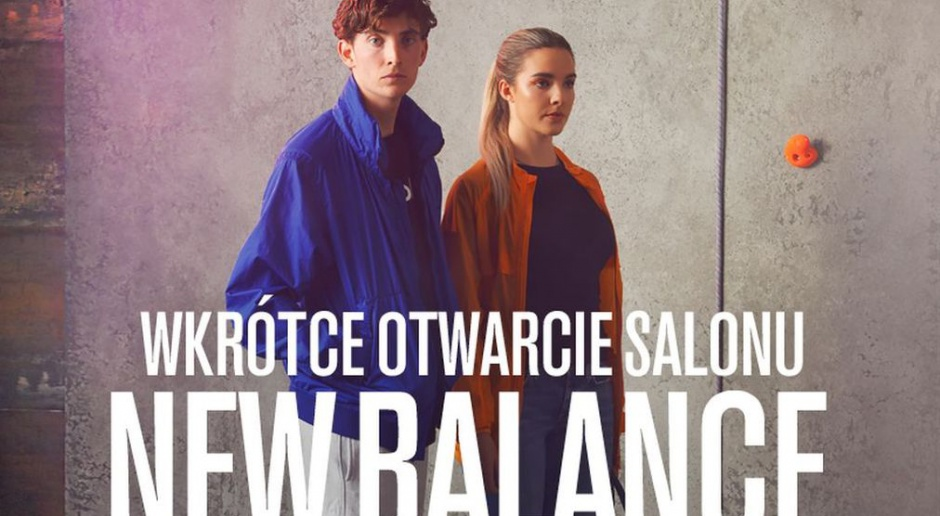 New Balance otwiera salon w Alfa Centrum