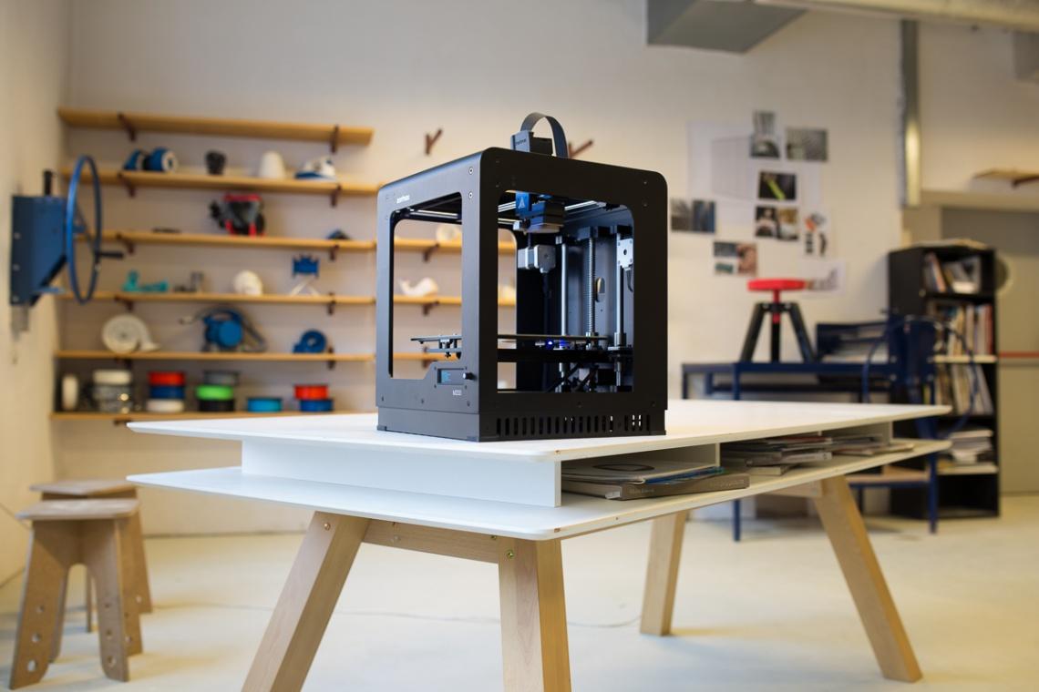 Uczniowie i studenci w Polsce drukują w 3D