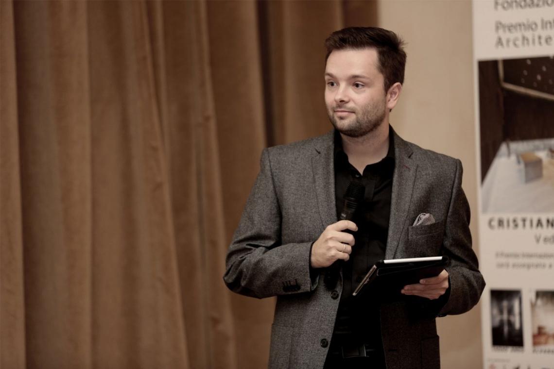 Damian Hołownia: Architektura poprawia jakość życia